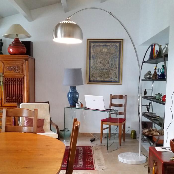 XXL boogvormige lamp - Alterego Design - Foto 2
