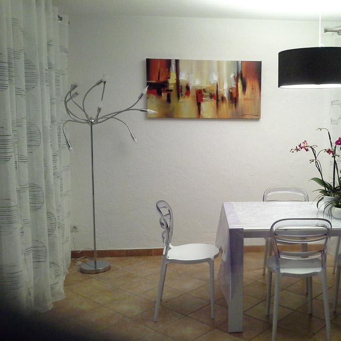 Lampadaire modulable ZIGZAG - Alterego Design - Photo 2