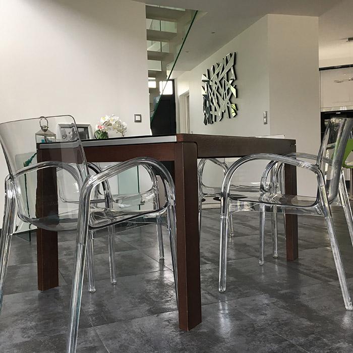 Moderne Stoel YING - Alterego Design - Foto 2