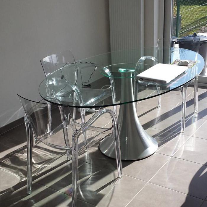 Moderne Stoel YING - Alterego Design - Foto 1