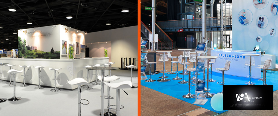 79 Agency standiste - Mobilier pour professionnel