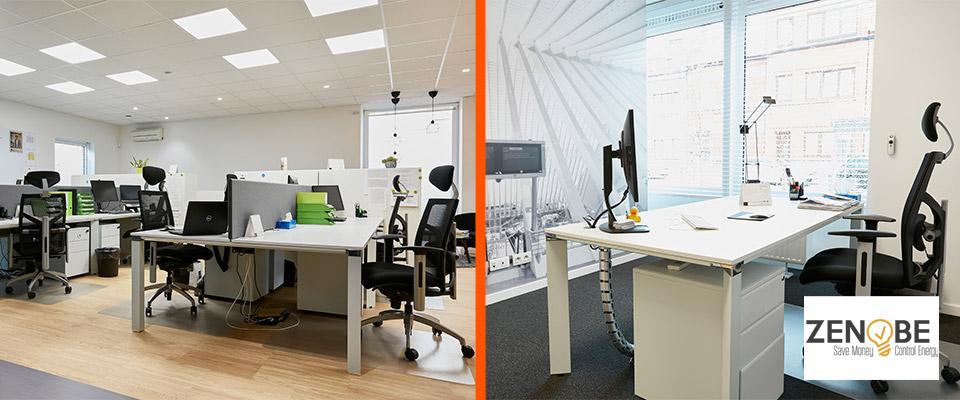 ZENOBE ENERGY - Mobilier de bureau PRO Alterego Design