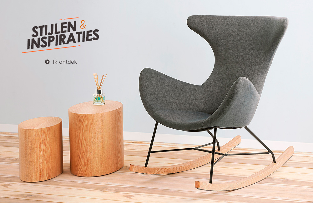 Stijlen en inspiraties - Decoratie ideeën bij Alterego Design