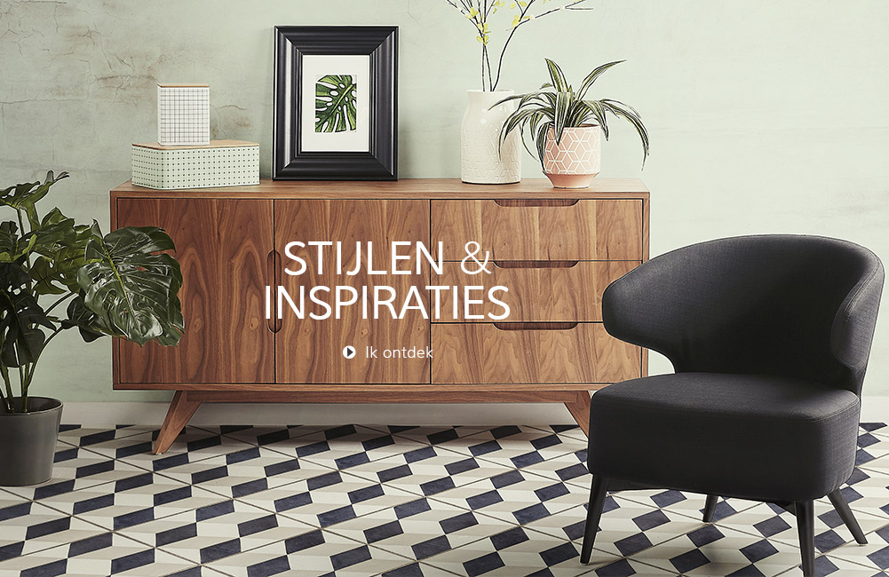 Stijlen en inspiraties by Alterego Design