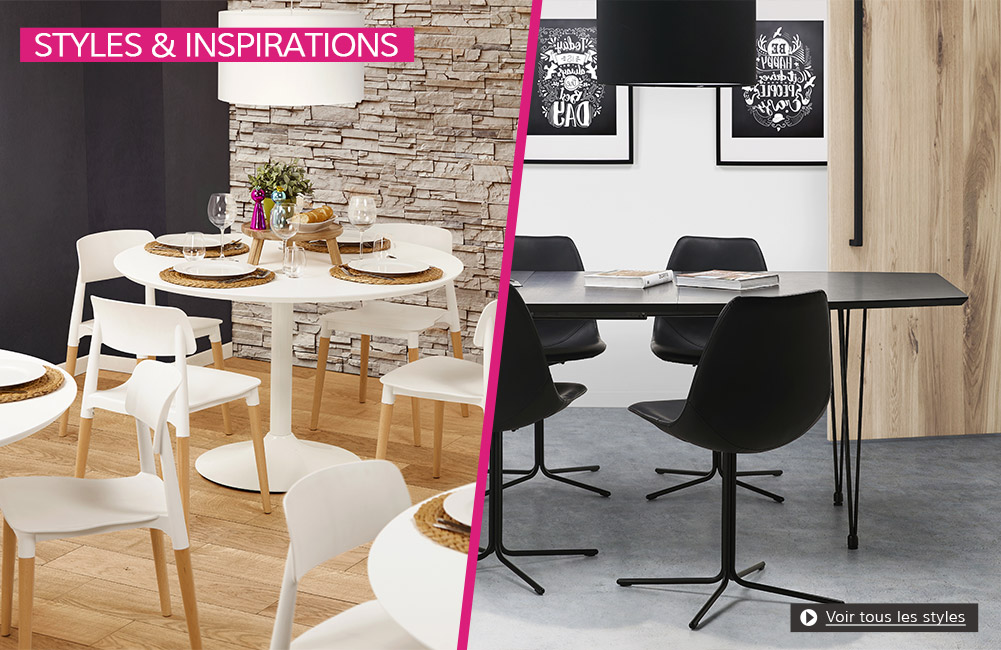Styles et inspiration by Alterego Design
