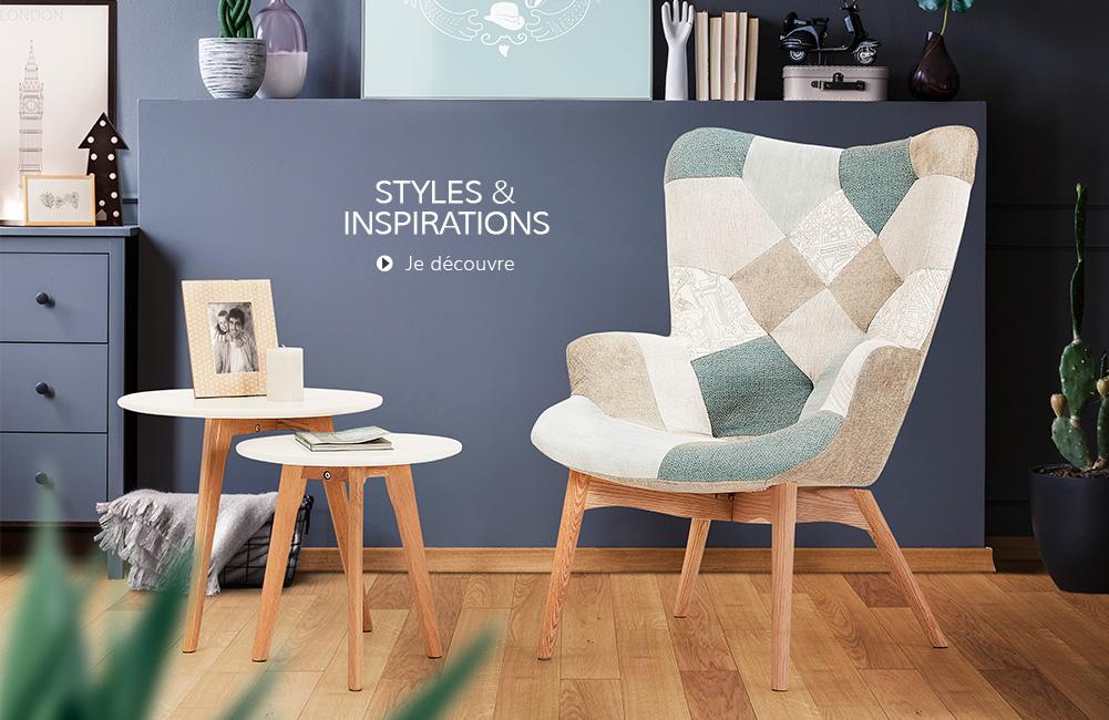 Styles et inspirations - Idées décoration by Alterego Design