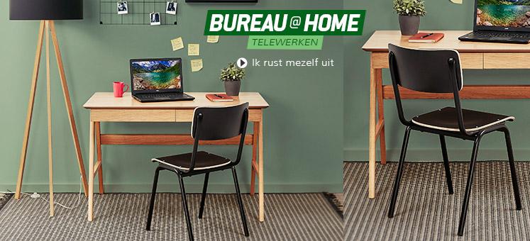 Mijn bureau at home - Alterego Design Nederland