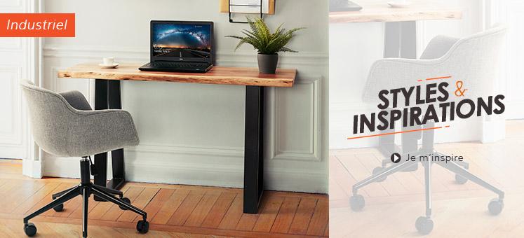 Les meubles industriels - Alterego Design Belgique