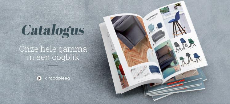 Catalogus 2019 Design meubelen Alterego Design België
