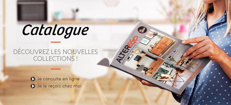 Catalogue 2021 des meubles Alterego Design Belgique