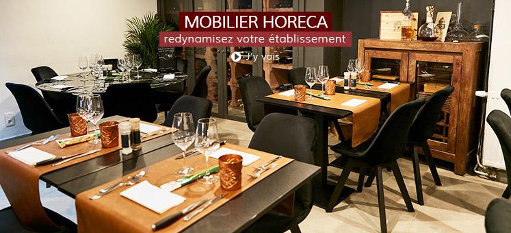 Mobilier HORECA - Alterego Design Belgique