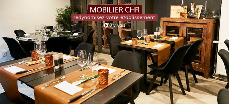Mobilier CHR - Alterego Design France