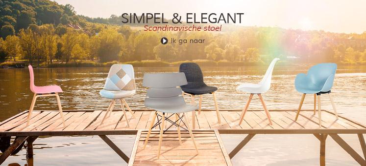 Scandinavische stoelen - Alterego Design Nederland