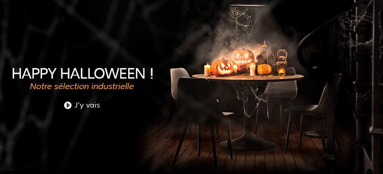 Vos meubles pour Halloween - Alterego Design Belgique