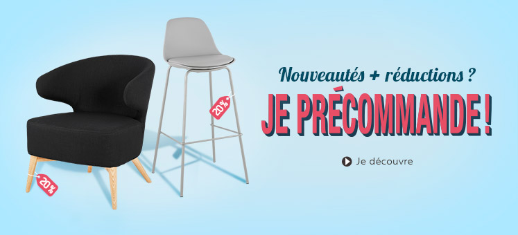 Service précommande - Alterego Design France