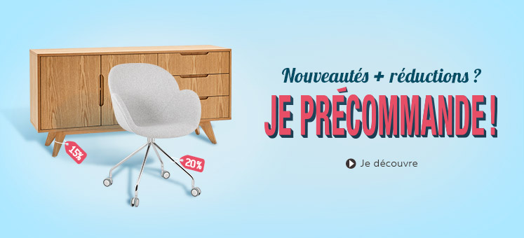 Service précommande - Alterego Design France