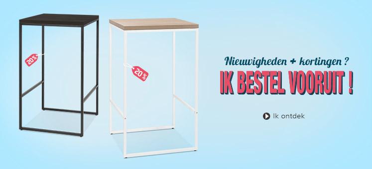 Voorbestellingen - Alterego Design Nederland