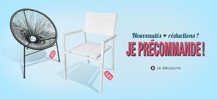 Service précommande - Alterego Design Belgique