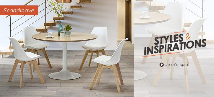 Les meubles scandinaves - Alterego Design France