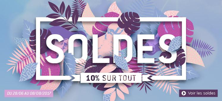 SOLDES d'été 2017 - Alterego Design France