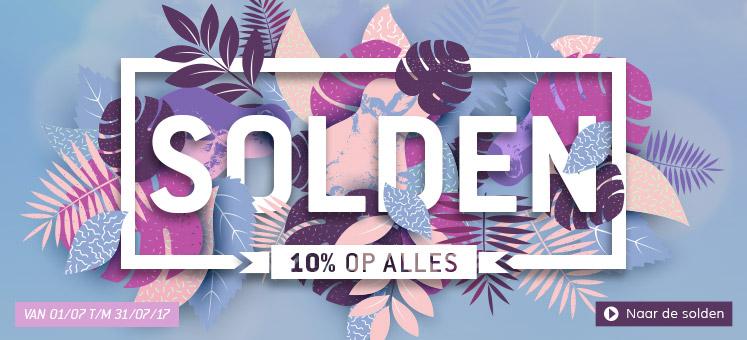 Zomer solden 2017 - Alterego Design België