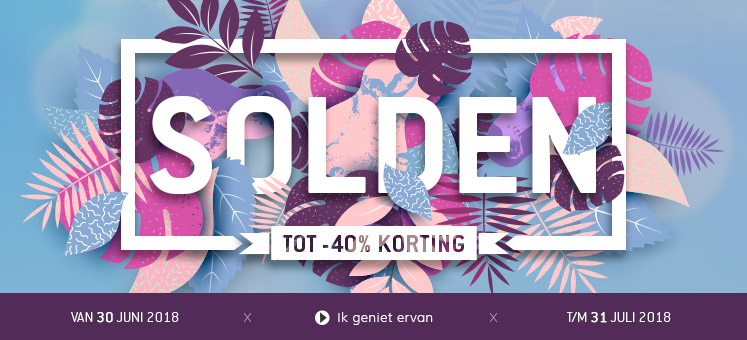 Zomer solden 2018 - Alterego Design België