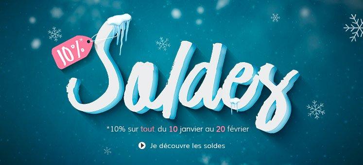 Soldes d'hiver 2018 - Alterego Design France
