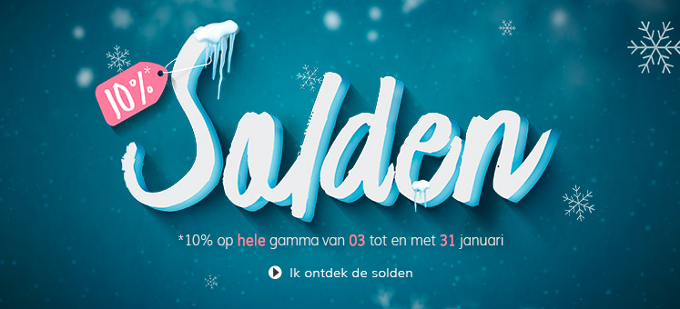 Winter solden 2018 - Alterego Design België
