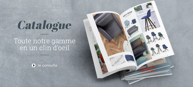 Catalogue 2019 du mobilier Alterego Design Belgique