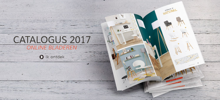 Catalogus 2017 Design meubelen Alterego Design Nederland