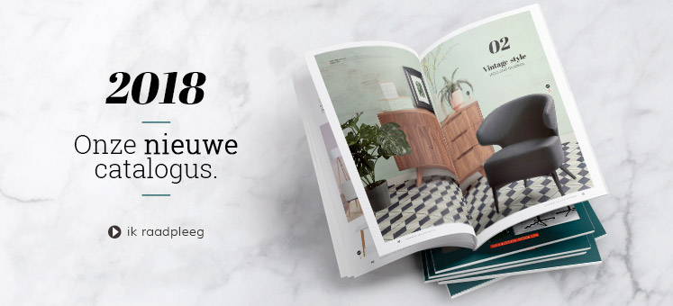 Catalogus 2018 Design meubelen Alterego Design Nederland
