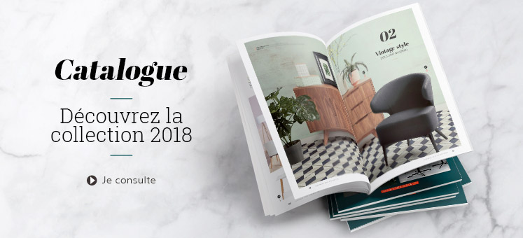 Catalogue 2018 du mobilier Alterego Design Belgique