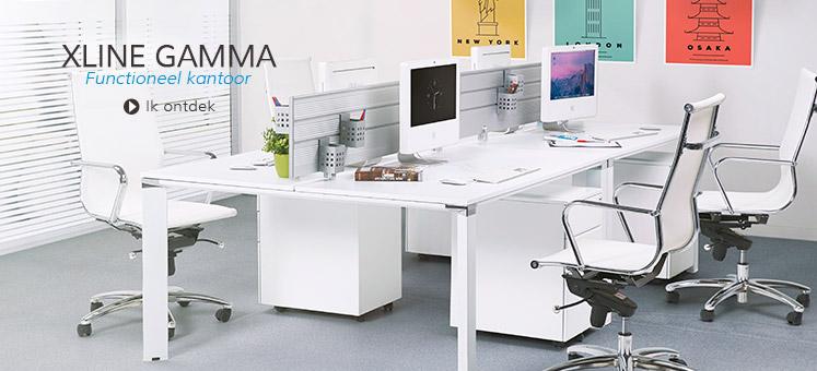 XLINE bureau collectie - Alterego Design Nederland