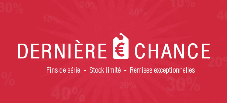 Service Dernière Chance - Déstockage - Alterego Design france