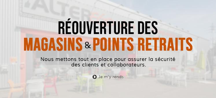Showrooms Alterego Design France