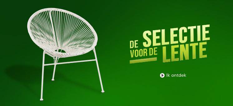 Tuinmeubilair voor de lente - Alterego Design Nederland