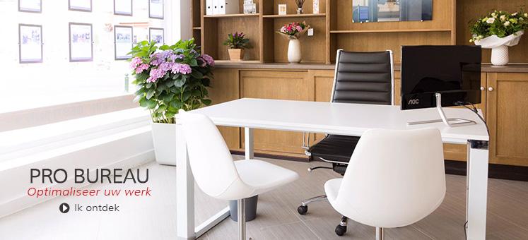 Bureaumeubilair voor bedrijven - Alterego Design België