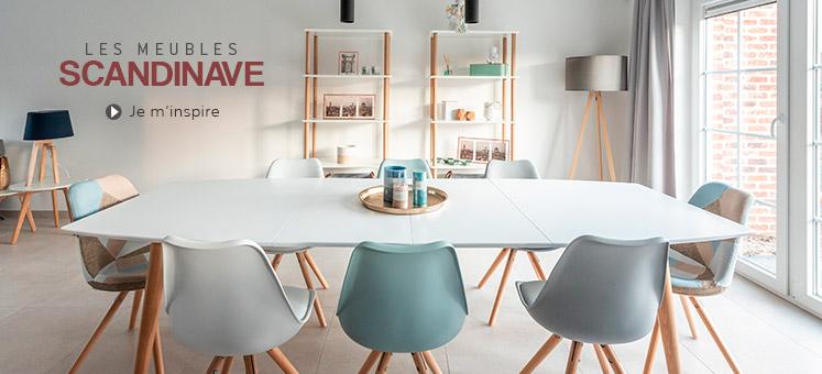 Les meubles scandinaves - Alterego Design Belgique