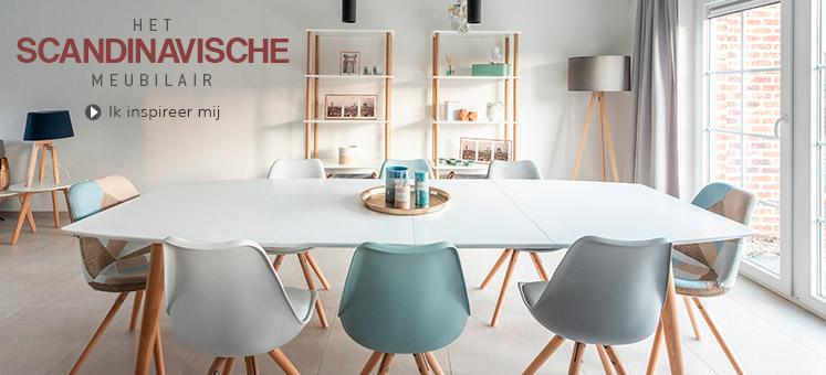 Scandinavische meubels - Alterego Design Nederland