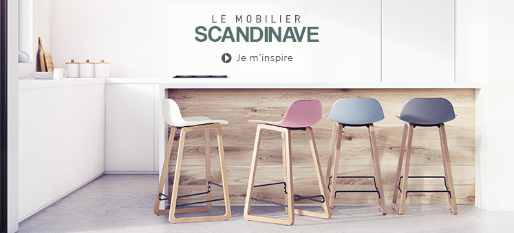 Les meubles scandinaves - Alterego Design France