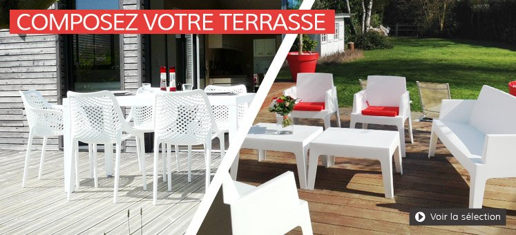 Alterego meubles et mobilier design en belgique for Mobilier de terrasse