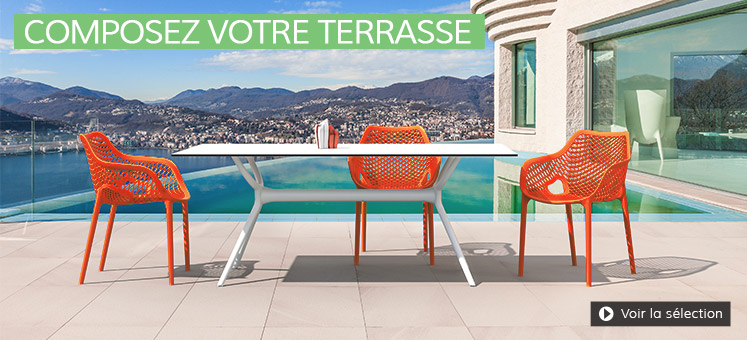 Meubles de jardin - Alterego Design France