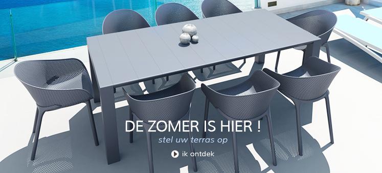 Stel uw terras op - Alterego Design België
