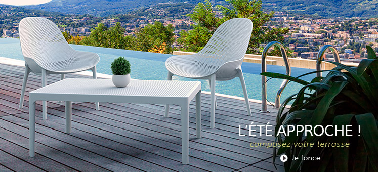 Composez votre terrasse - Alterego Design France