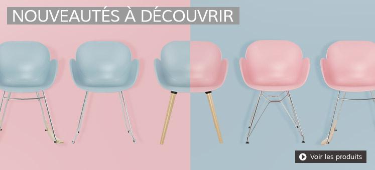 Nouvelles chaises - Alterego Design France