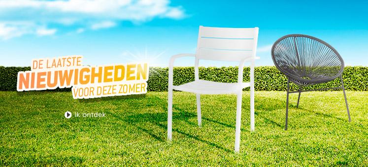 Nieuwe tuinmeubelen voor zomer 2019 - Alterego Design België
