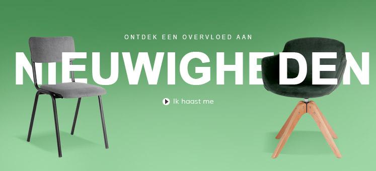 Laatste nieuwigheden - Alterego Design België