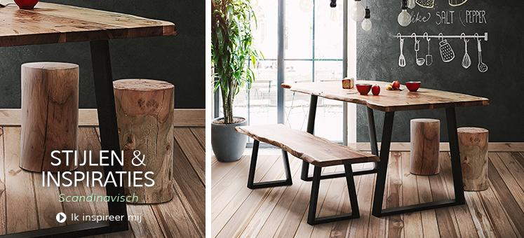 Scandinavische meubels - Alterego Design België