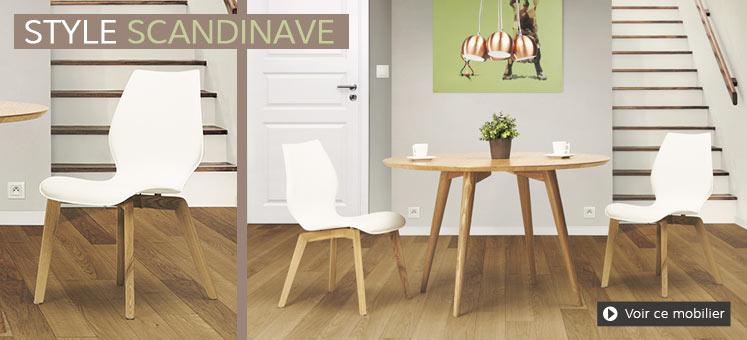 Meubles de salle à manger scandinave - Alterego Design France
