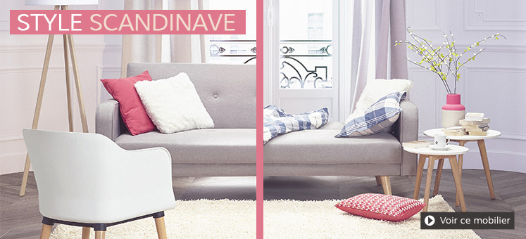 Scandinave - Alterego Design Belgique